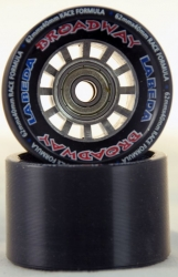 Labeda Broadway Wheels with ABEC5 Bearings