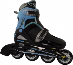 RollerDerby Cobra Adjustable Inline Skate